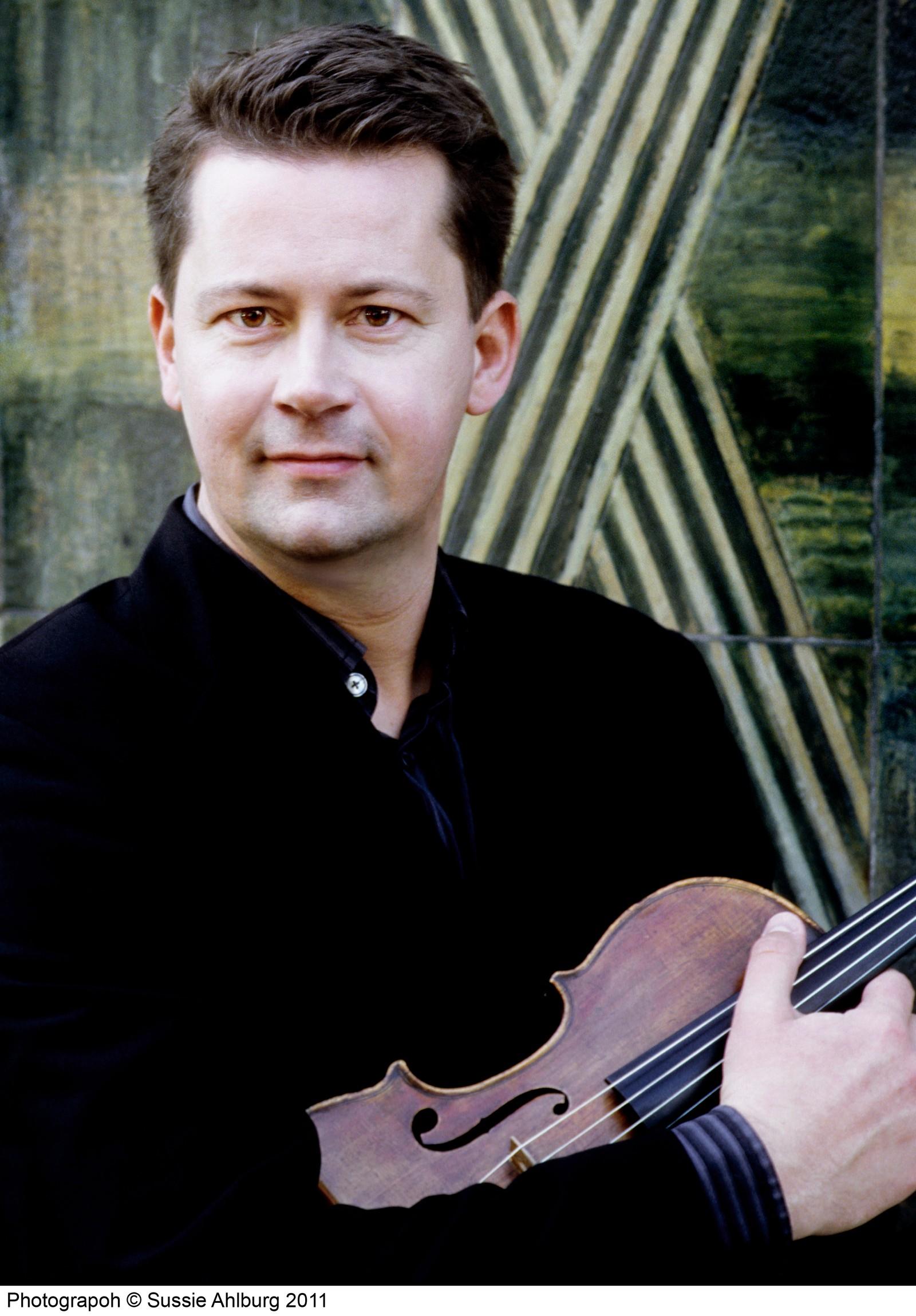 Peter Herresthal, fiolinist