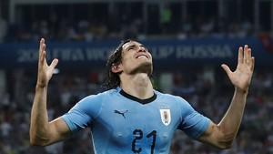 Fotball - VM: Høydepunkter 8-delsfinaler Frankrike - Argentina og Uruguay - Portugal