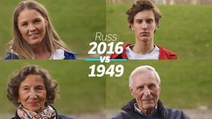 Russ 2016 VS Russ 1949