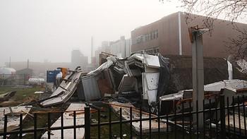 Eksplosjon på Mills