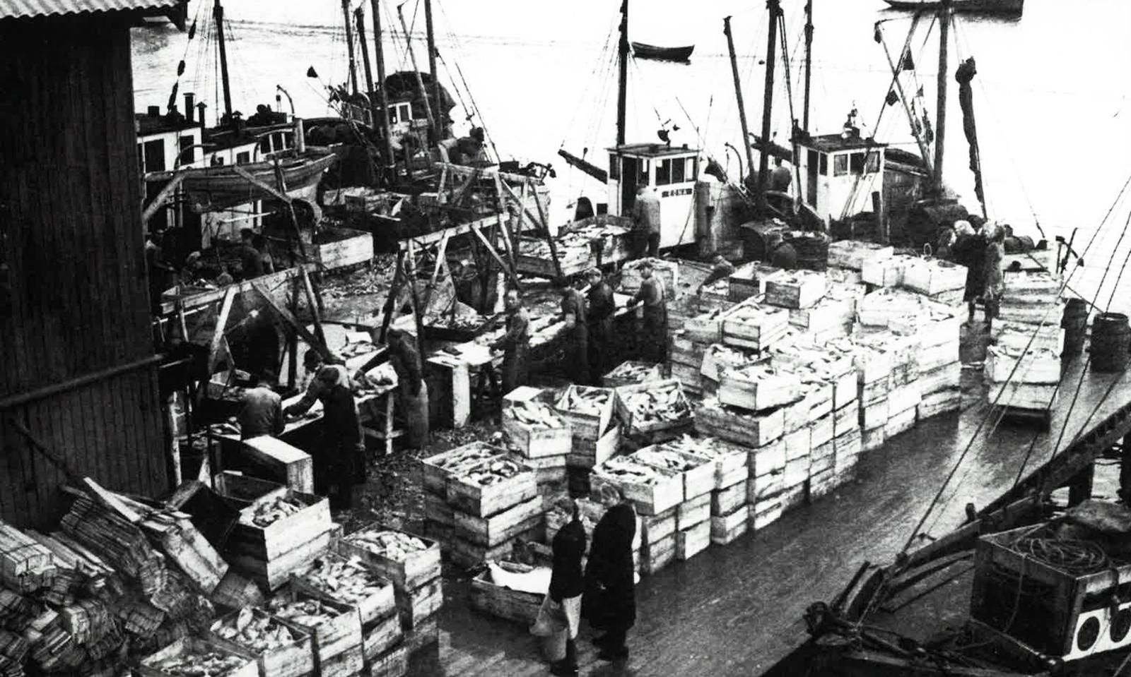 Robertsonbruket i 1947.