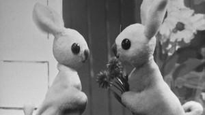 Harene og hunden