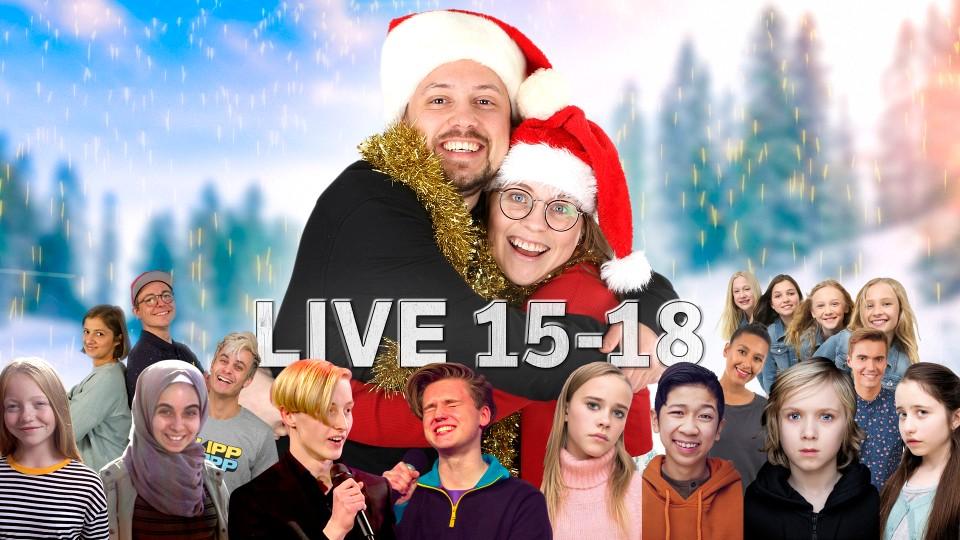 Skolefri Live Jul