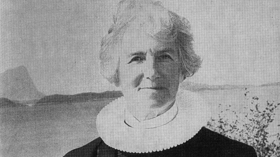 Ingrid Bjerkås - hun våget å gå foran