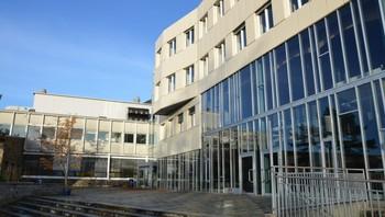 Gamle Lærerhøyskolen på Landås