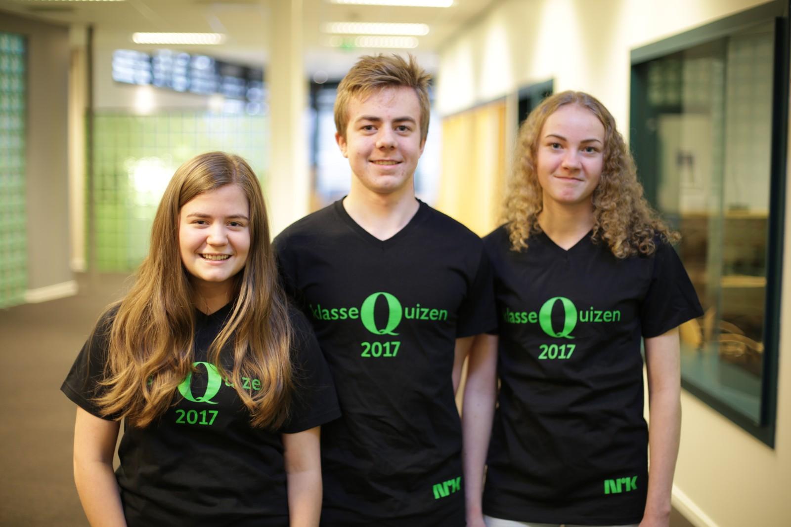 Fjorårets vinnere, Undheim skole, fikk 9 poeng da de konkurrerte onsdag 25. januar. Laget bestod av Ida Risa, Thomas Garborg og Julie Undheim.