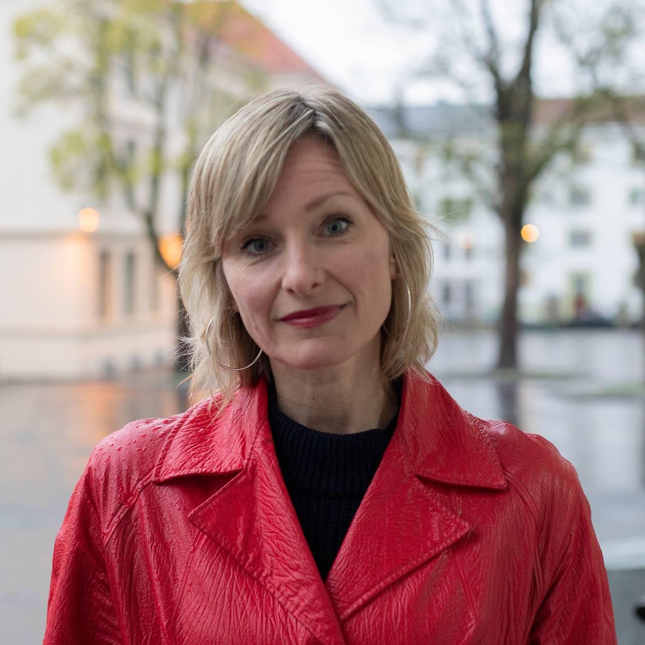 Bilde av Inga Marte Thorkildsen