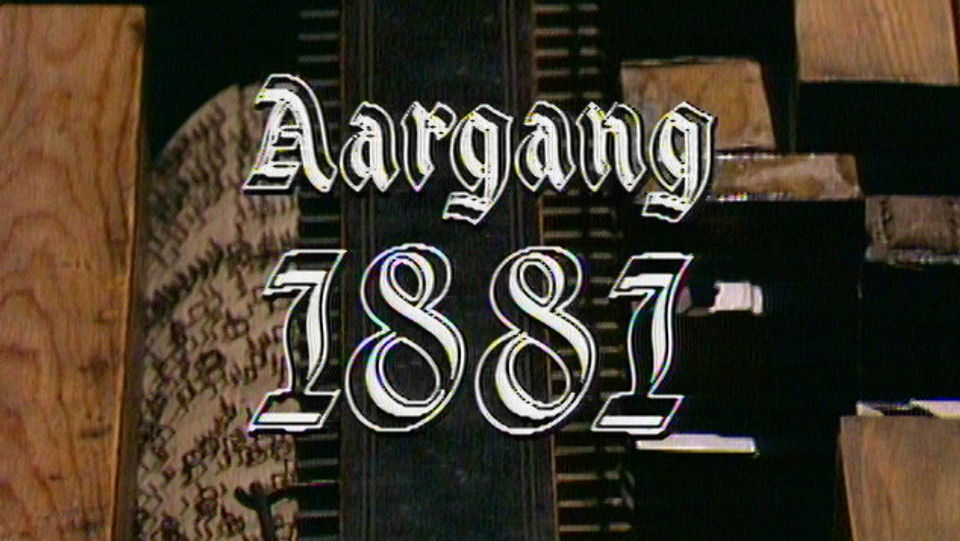 Aargang 1881 - Aktuelt Magazin