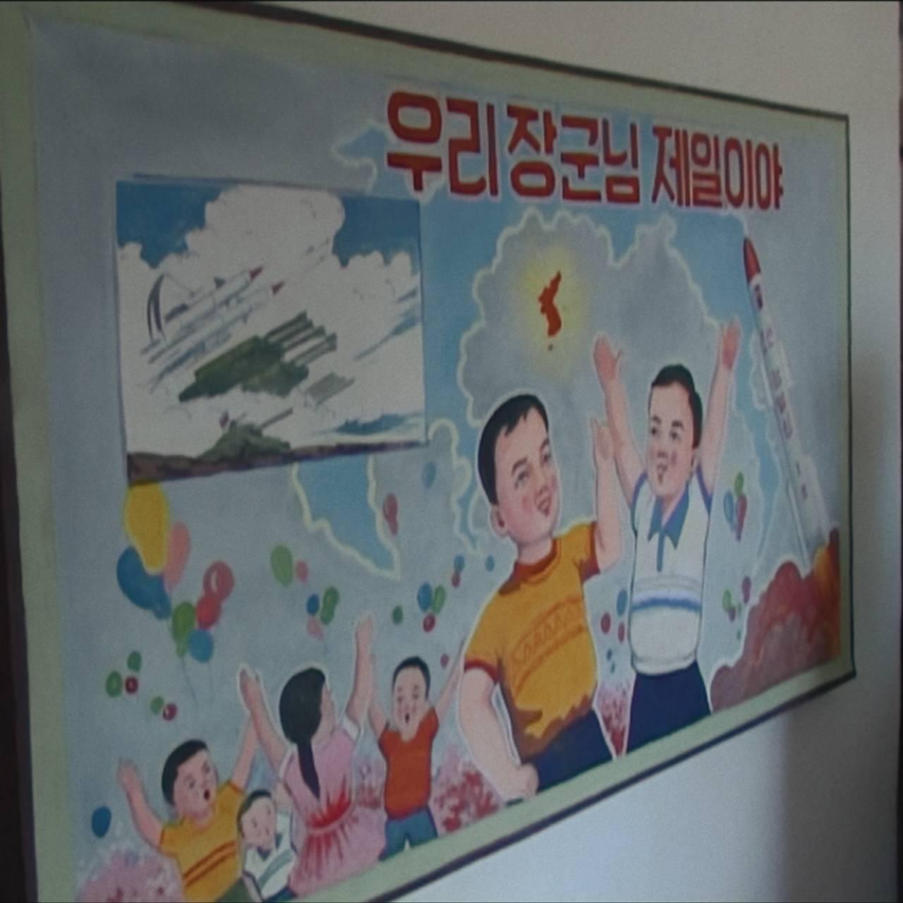 EHAM k3 - biltur og omvising i Pyongyang 5
