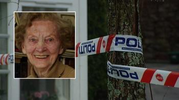 Hilda Feste (98) ble drept på Os