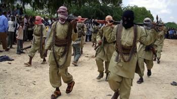 Den islamistiske opprørsbevegelsen al-Shabaab