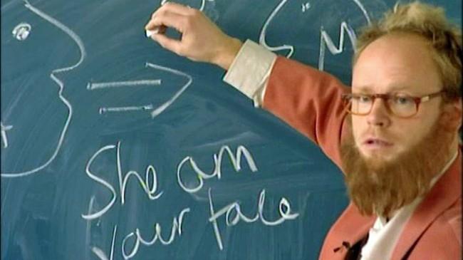 Det foregår mye spennende språkforsking i Norge. Foto: NRK