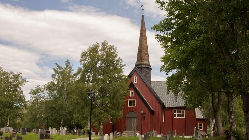Gudstjeneste fra Rennebu kirkes 350-årsjubileum