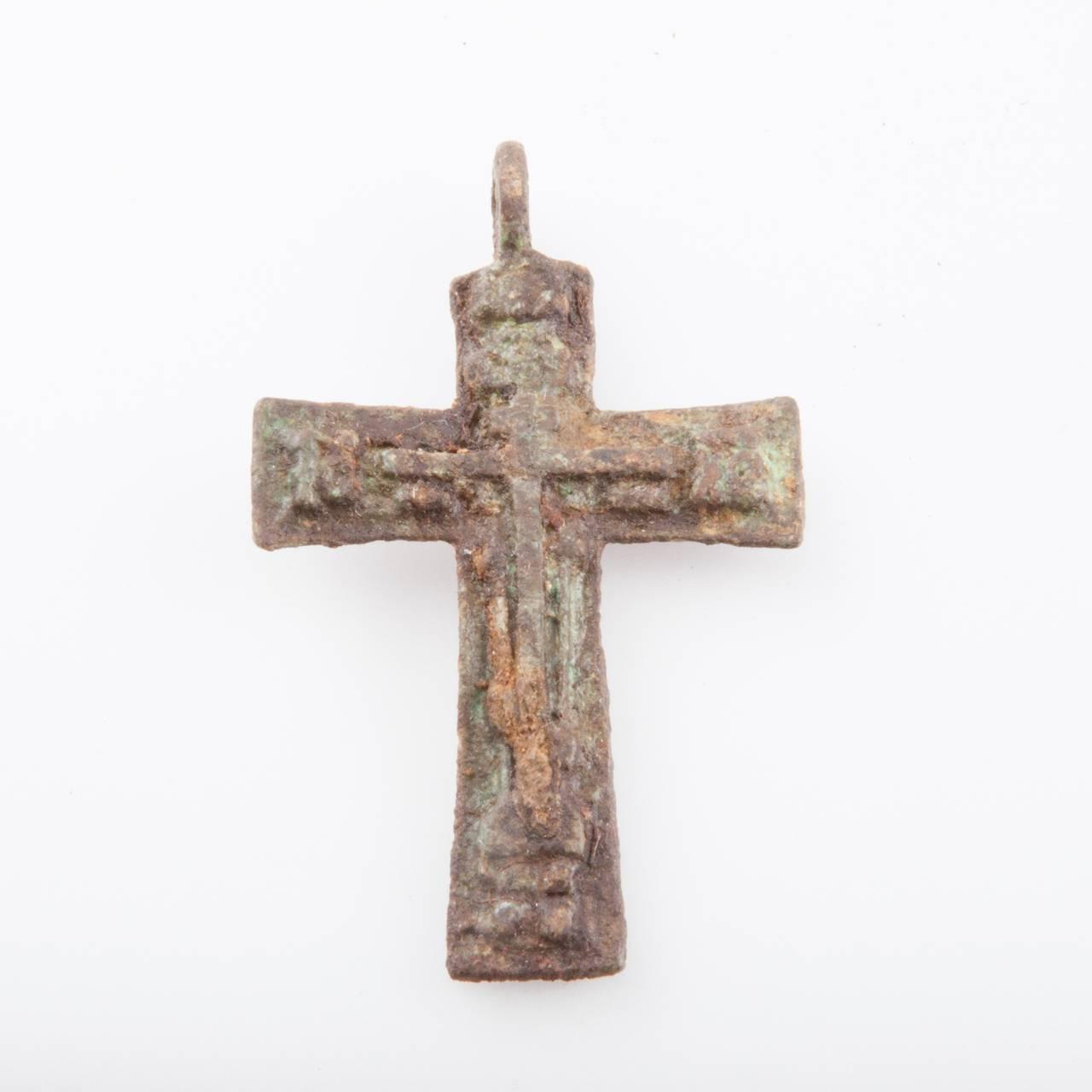 Kors funnet i samiske urgraver som tilhører De schreinerske samlinger