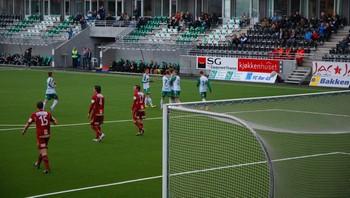 Cupkamp på Briskeby