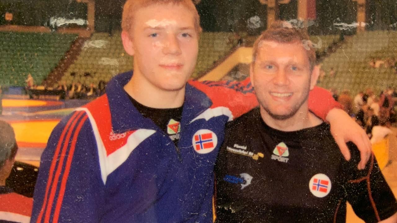 Felix Baldauf og Eren Gjægtvik