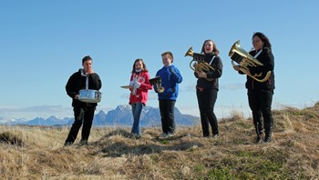 Norges minste skolekorps