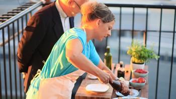 Lise Finckenhagen og Finn Bjelke