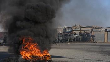 Demonstrasjoner i Afghanistan etter koranbrenning