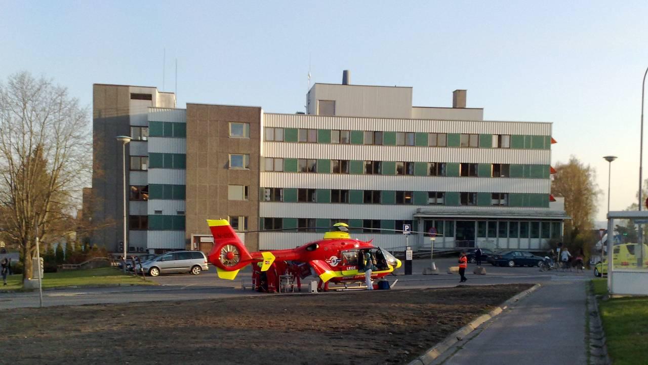 Sjukehuset i Hamar