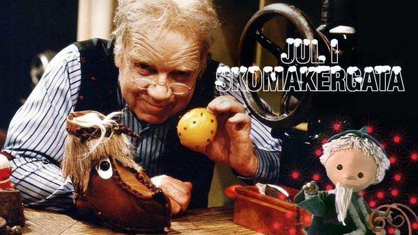 Husker du Jens Petrus, Tøfflus og bakermester Snipp? Det nærmer seg jul, hver dag blir det én nellikspiker mindre på appelsinen og Tøfflus sier: Snurr film!