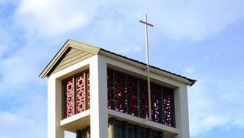 Tårnet ved Charlottenlund kirke