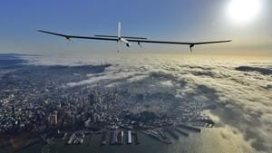 Solar Impulse - det nye solcelleflyet