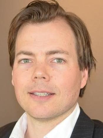 Lars Sperre er konsernsjef I Norske Skog ASA