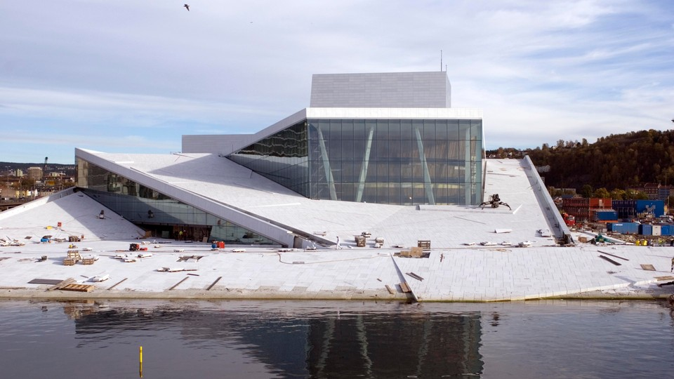 Operaen i havn
