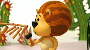 Ra Ra, den bråkete løven