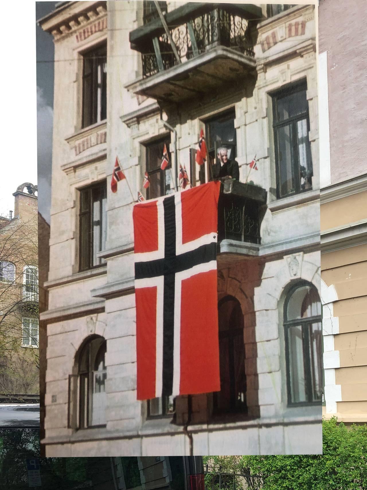 flagg pilestredet