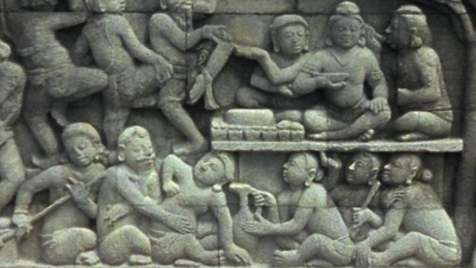 Borobudur - til Buddhas ære