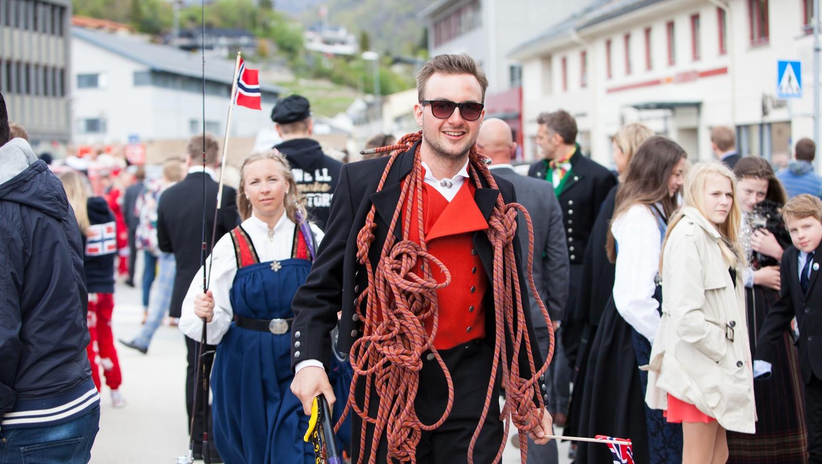 17. mai i Sogndal.