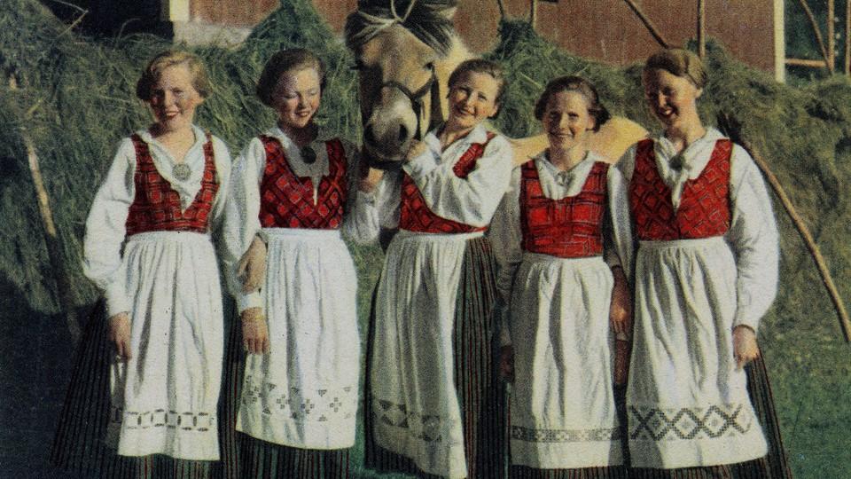 Postkort fra Norge