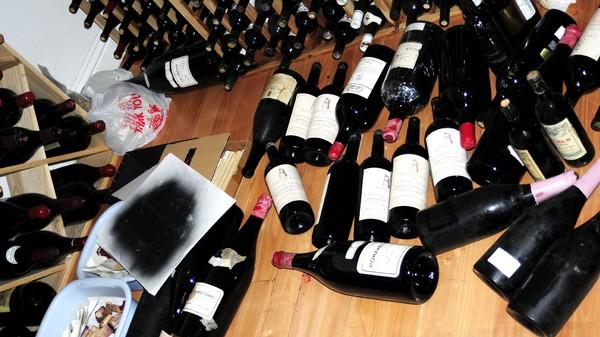 – Jeg har kjøpt falsk vin for 35 millioner