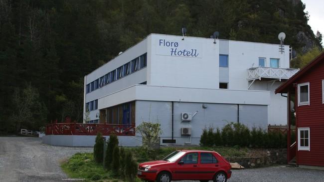 Florø Hotell. Foto: Ottar Starheim, NRK.