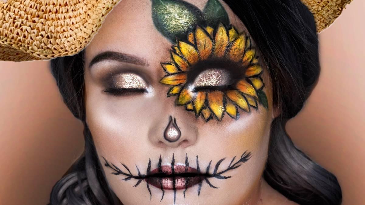 Skummel Halloween Sminke.Her Er Idas 18 Halloween Tips Spesial