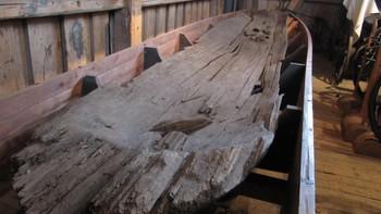 Nesten 2000 år gammel stokkbåt
