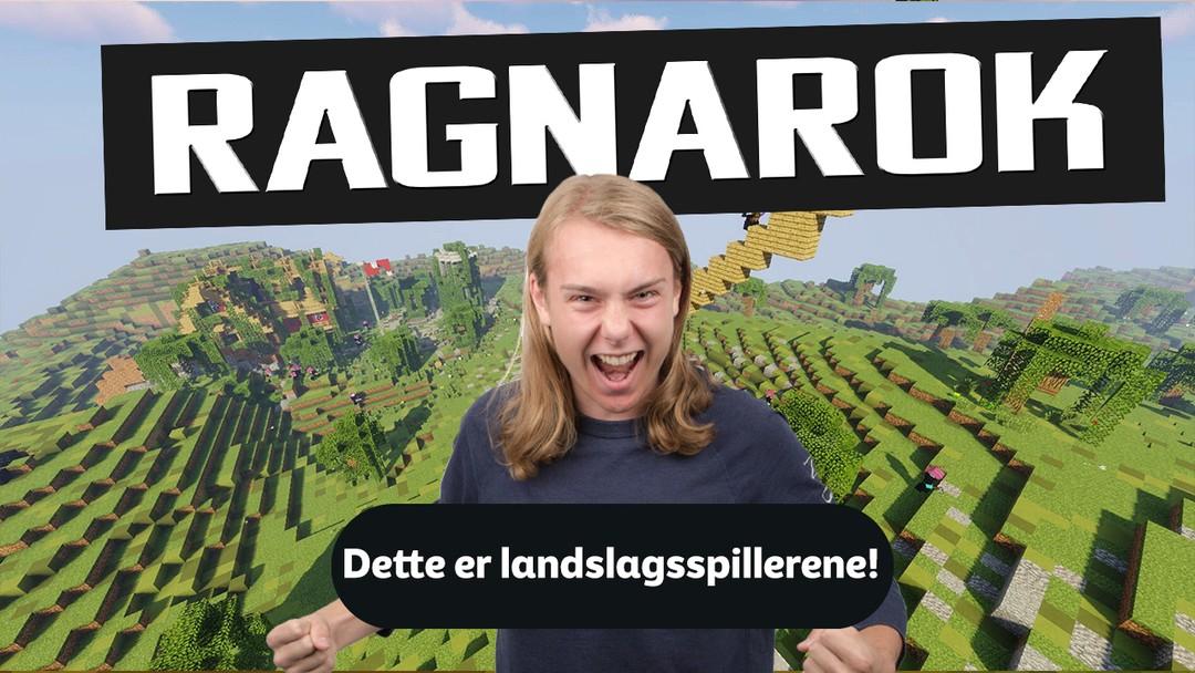 12f04c9c Ragnarok: Dette er landslaget! – NRK Super
