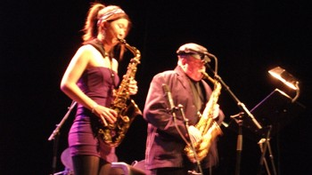 Grace Kelly & Phil Woods i Tromsø