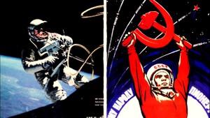 Den kalde krigen: Hat, kjærlighet og propaganda