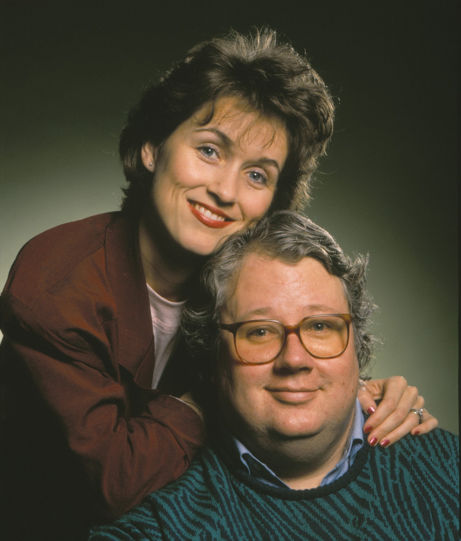 Lørdagsrariete med Borge, Hummel og kanari 1990
