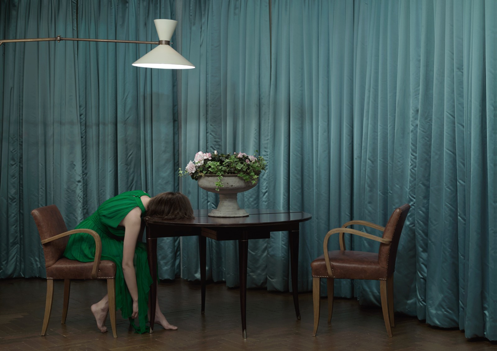 "ROOM 391: Fra fotoserien ""Do not disturb"" (2011)."