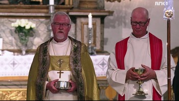 Biskop i Oslo Ole Christian Kvarme