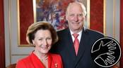 Året med kongefamilien med tegnspråktolk