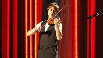 Alexander Rybak på Nobelkonserten.