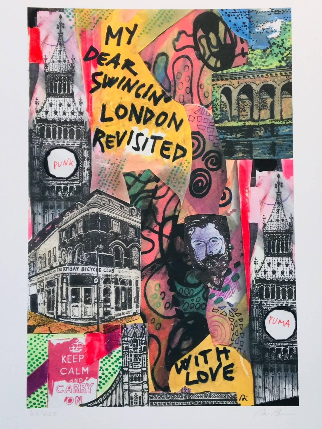 «Swinging London» av Ari Behn