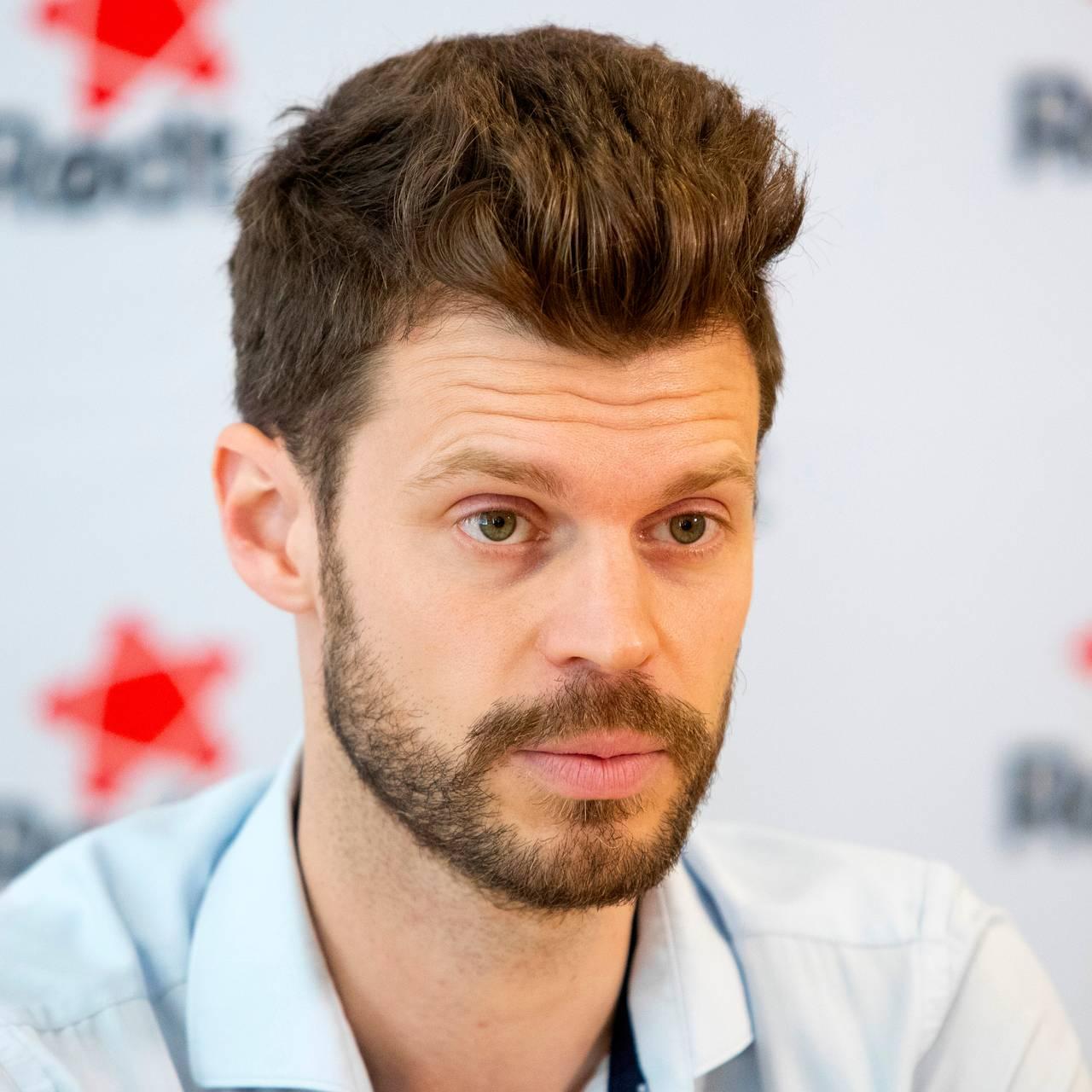 Bilde av Bjørnar Moxnes, partileder og stortingsrepresentant
