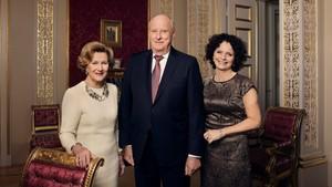 Året med kongefamilien 2012