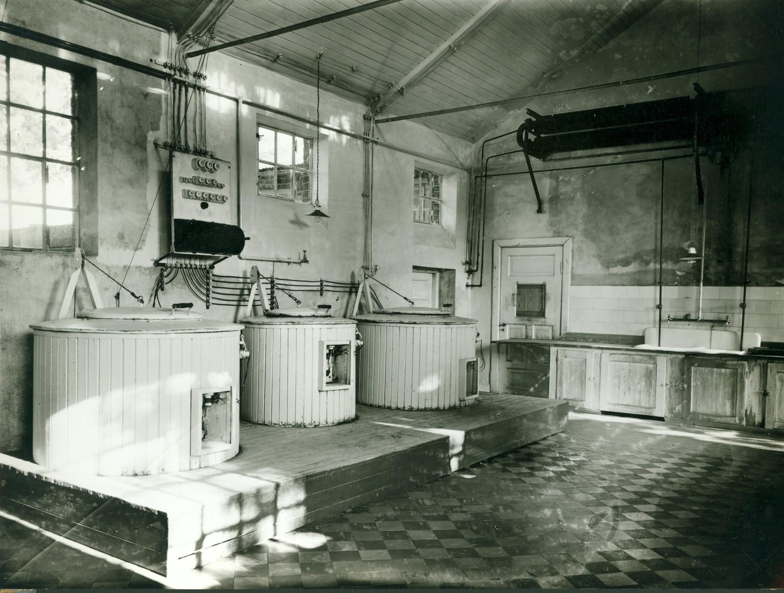 Fabrikkjøkken